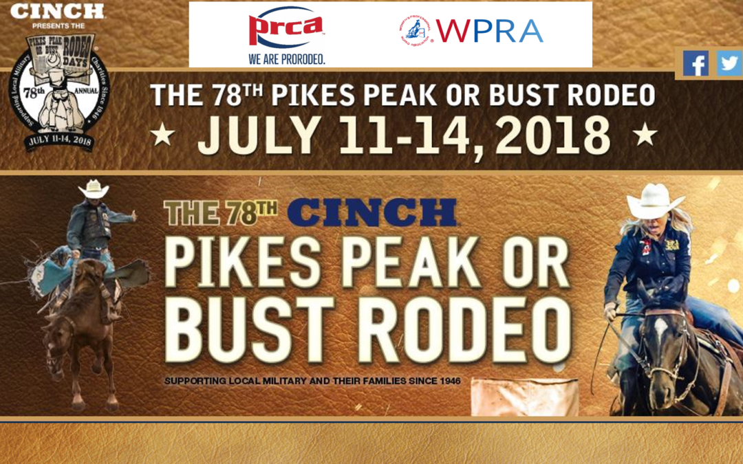 Pike's Peak or Bust Rodeo & Parade