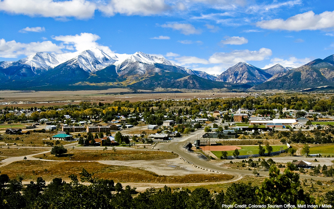 Summer Mountain Towns Close to Colorado Springs