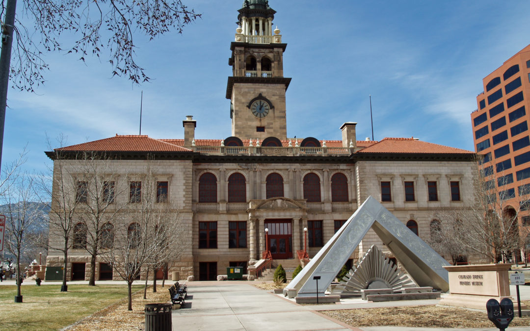 Go Check out The Colorado Springs Pioneers Museum