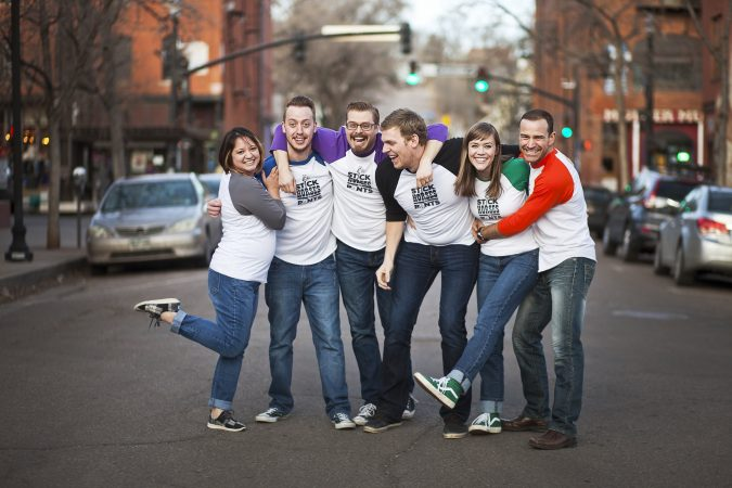Check out Colorado Spring's Funniest Improv Group