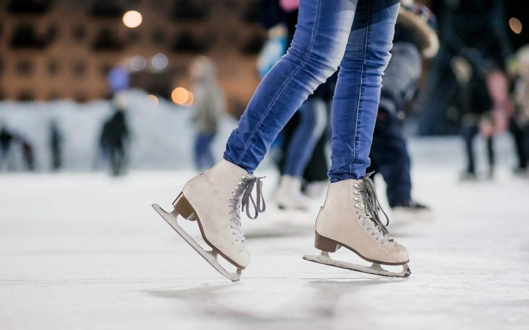 Enjoy Special Outdoor Skating in Downtown Colorado Springs At Acacia Park